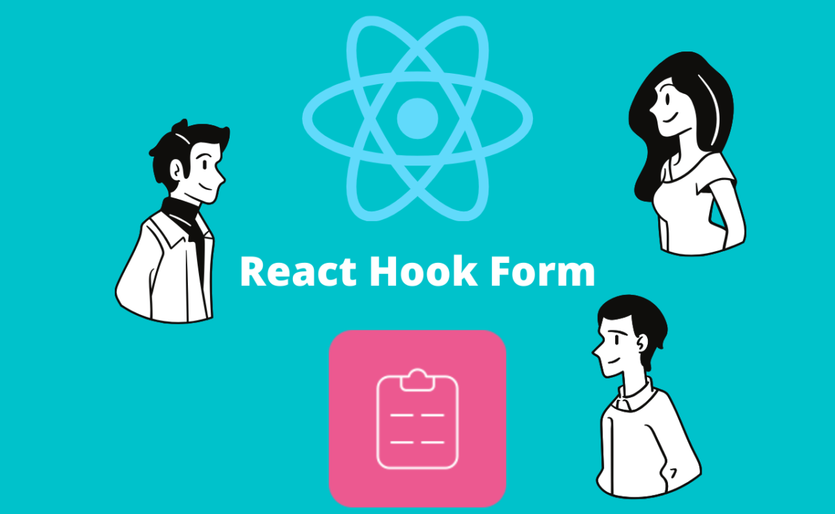 Biblioteki do formularzy w React #2 – react-hook-form