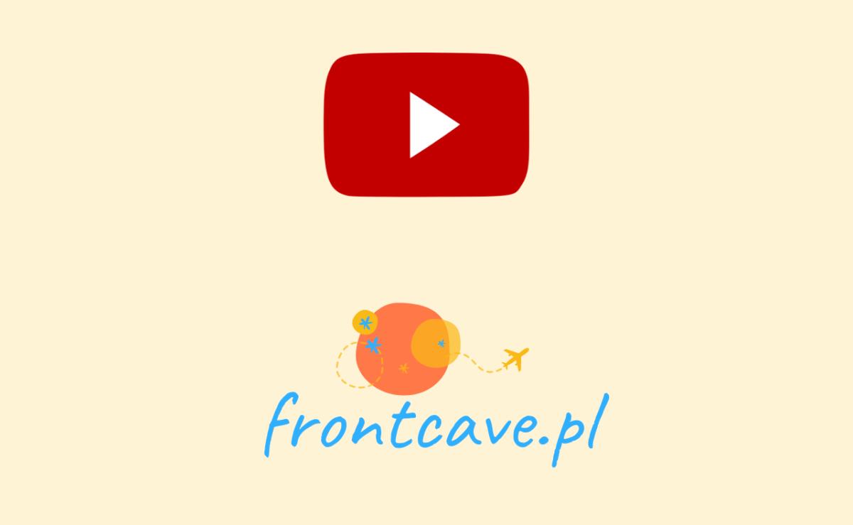 Dotychczasowa działalność Frontcave na Youtube