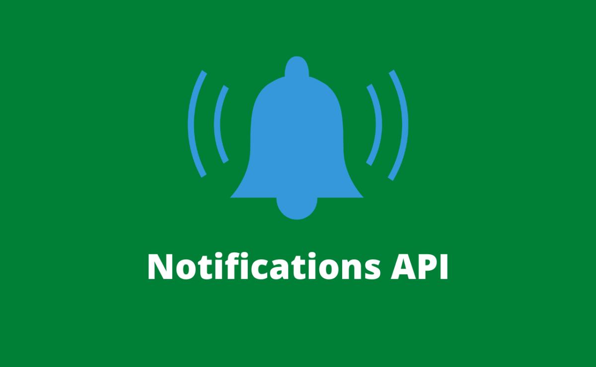 Notifications API – powiadomienia jako sposób nawiązywania relacji z użytkownikiem