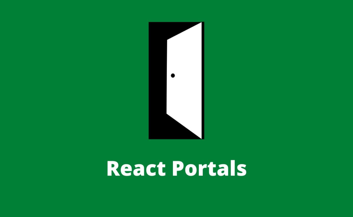 React Portals i podejścia alternatywne